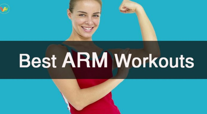 Best Arm Workouts