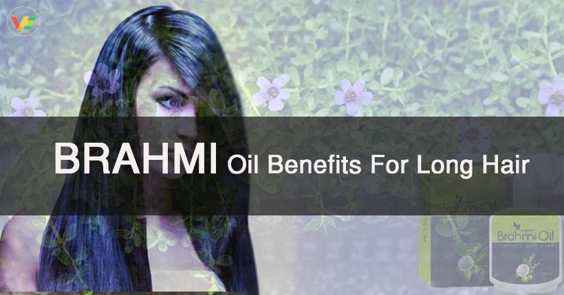 brahmi oil benefits