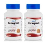 healthvit-fenugreek-powder-500mg-60-capsules-pack-of-2-for-diabetic-care