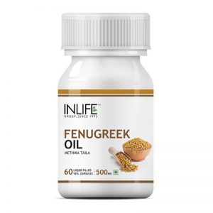 Inlife Fenugreek Oil